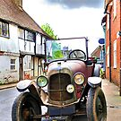 Historic Car iphone cover by JEZ22