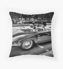 Gran Tourismo Throw Pillow