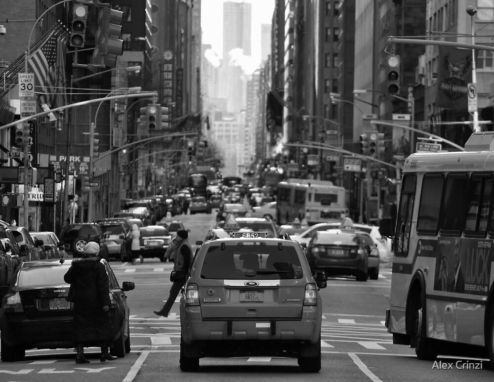 NYC Streets by Alex Crinzi