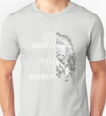 Live for Today Unisex T-Shirt