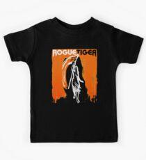 RogueTiger.com - Flag Bearer (dark) Kids Clothes
