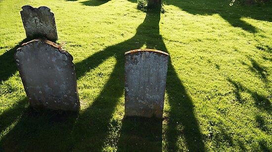 Kent graveyard by bartfrancois