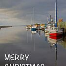 Merry Christmas Wynyard Wharf by Elysian Photography ~ Art from the Heart