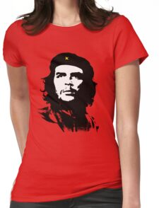 Che Guevara Womens Fitted T-Shirt