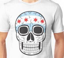 Chicago Calavera Unisex T-Shirt