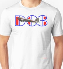 DC3 (75 Years In The Air) T-shirt Design T-Shirt