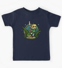 Zelda Wind Waker Forbidden Woods Temple Kids Clothes