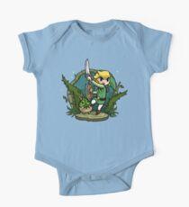 Zelda Wind Waker Forbidden Woods Temple Kids Clothes