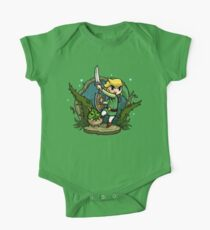 Zelda Wind Waker Forbidden Woods Temple One Piece - Short Sleeve