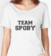 Pretty Little Liars Team Spoby Women's Relaxed Fit T-Shirt