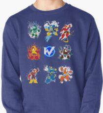 Robot Masters of Mega Man 2 Pullover