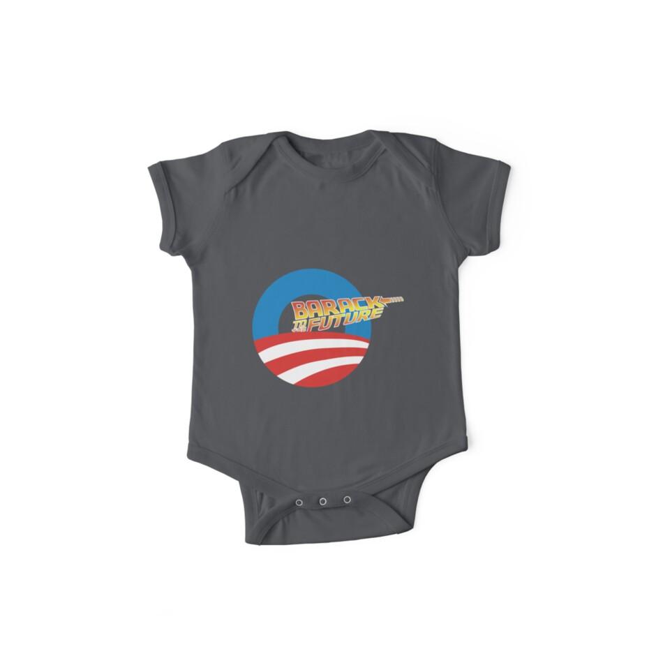 Barack to the Future II by happyweasel