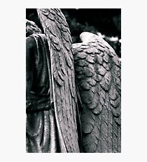 Angel - Mount Auburn Cemetery, Cambridge, MA Photographic Print