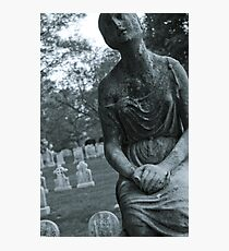 Mount Auburn Cemetery, Cambridge, MA Photographic Print