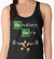 Breaking Bad Walter White Gym Motivation Women's Tank Top