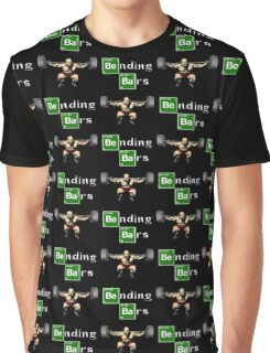 Breaking Bad Walter White Gym Motivation Graphic T-Shirt