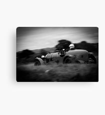 Driving home Canvas Print