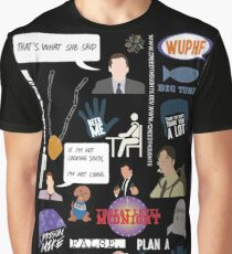 The US Office Collection Graphic T-Shirt