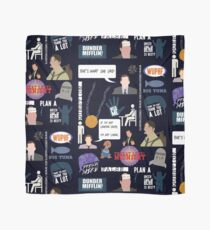 The US Office Collection Scarf