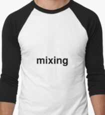 mixing Men's Baseball ¾ T-Shirt