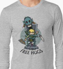 Zelda Wind Waker FREE HUGS  T-Shirt