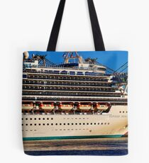 Princess Cruise Lines Tote Bags Redbubble