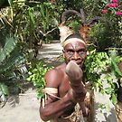 Friendly Natives by William Goschnick
