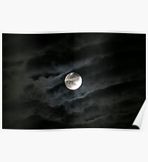The Super Moon from here Poster