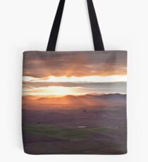 Palouse sunrise Tote Bag