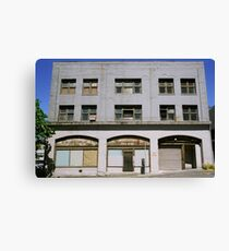 9th Avenue Canvas Print
