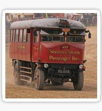 GDSF 2015 - Sentinel Steam Bus 'Martha' Sticker