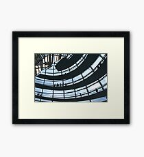 Interchange Framed Print