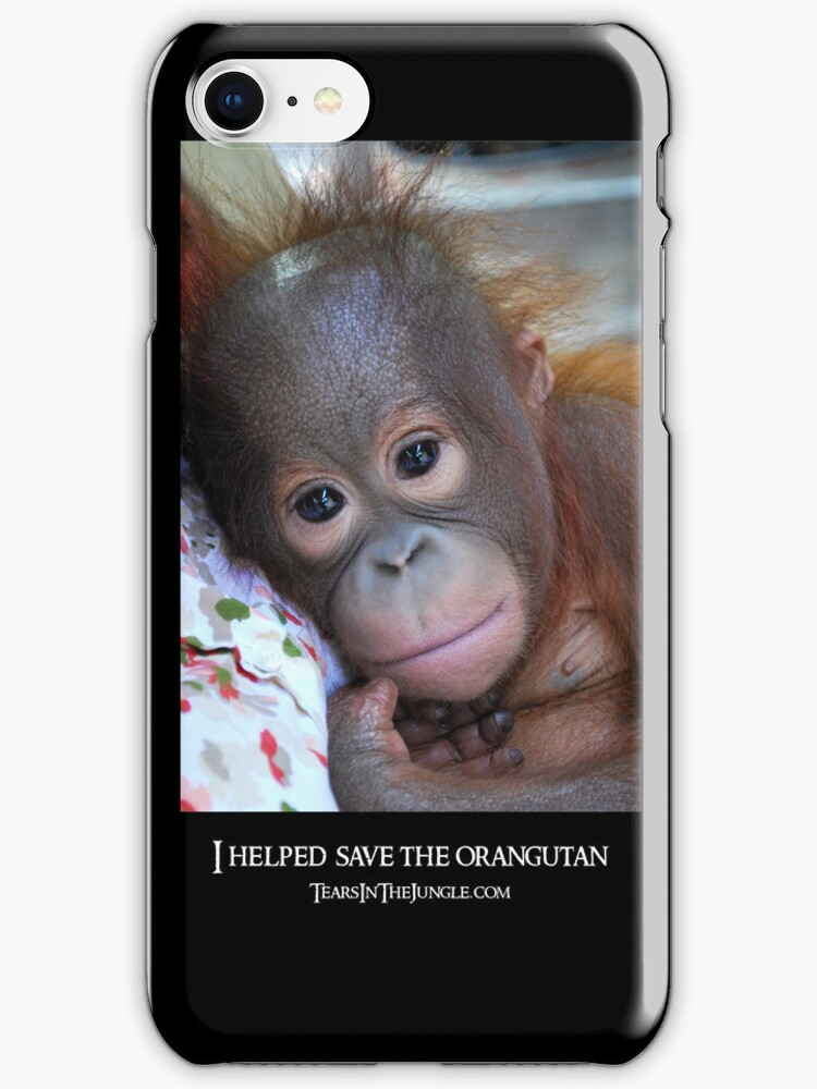 Tears In The Jungle iPhone Cover by tearsinjungle