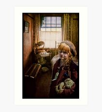 This will be your room. Art Print