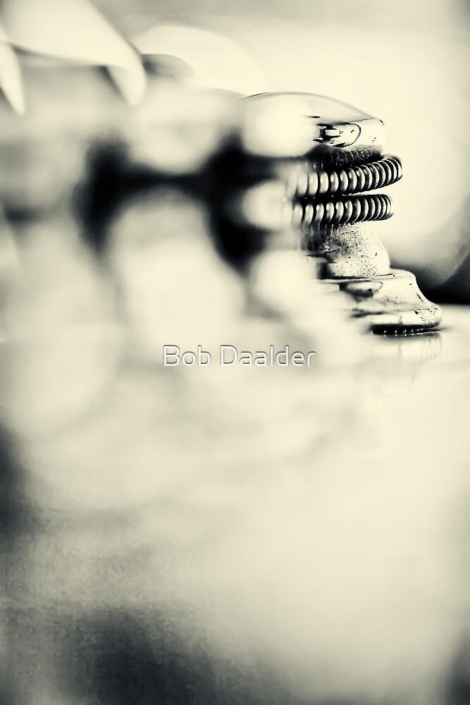 Abstract Bass... (Dark version) by Bob Daalder