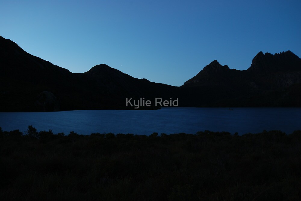 Waiting for Sunrise by Kylie Reid