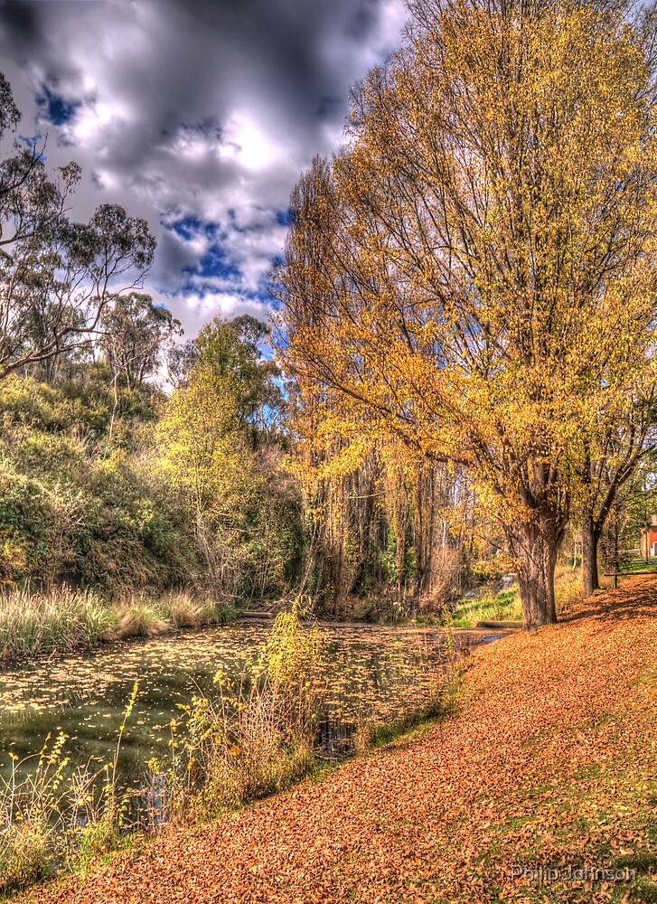 Seasons 2, Rockley NSW Australia - The HDR Experience by Philip Johnson
