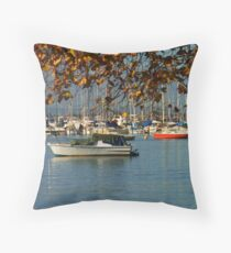 Crawley Bay Throw Pillow