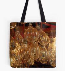 Light Bulbs Tote Bag