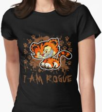RogueTiger.com - Smirk Brown (dark) T-Shirt