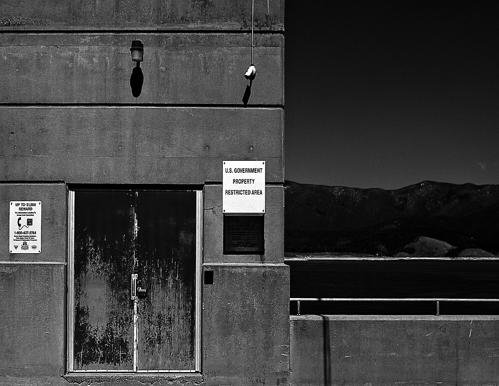Security Theatre by JRRouse