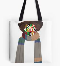 Would You Like A Jelly Baby? Tote Bag
