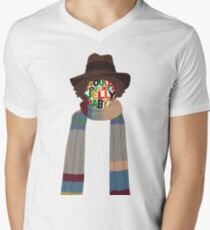 Would You Like A Jelly Baby? Men's V-Neck T-Shirt
