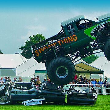 Parking ?? No Problem !! by Arrowman