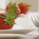 Strawberries by Patrick Reinquin