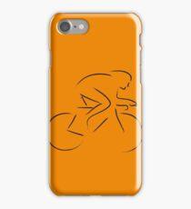 Crono bike iPhone Case/Skin