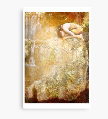 Elijah's Promise Canvas Print