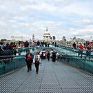 millenium bridge by Fiona Gardner