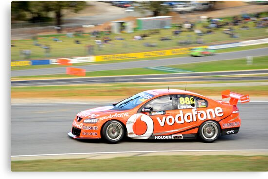 888 Racing - Craig Lowndes by Daniel Carr