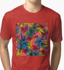 tropical  Tri-blend T-Shirt